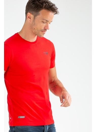Speedlife Arcadian Tişört Kırmızı